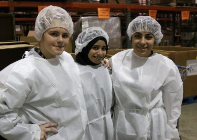 Breaking Records, Helping Others at Gleaners 19
