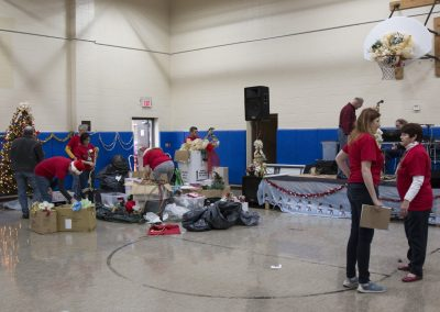 Volunteers Create Special Memories at Salvation Army Christmas Party 3