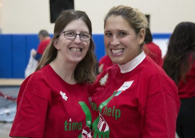 Volunteers Create Special Memories at Salvation Army Christmas Party 4