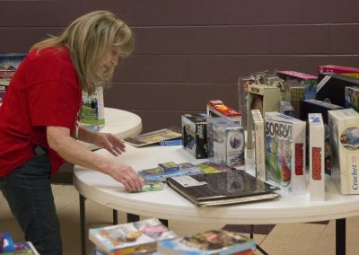 Volunteers Create Special Memories at Salvation Army Christmas Party 5