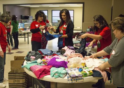 Volunteers Create Special Memories at Salvation Army Christmas Party 7