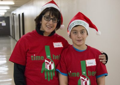 Volunteers Create Special Memories at Salvation Army Christmas Party 8