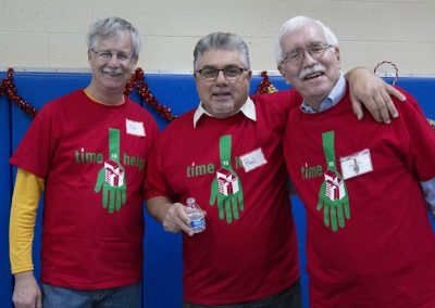 Volunteers Create Special Memories at Salvation Army Christmas Party 10