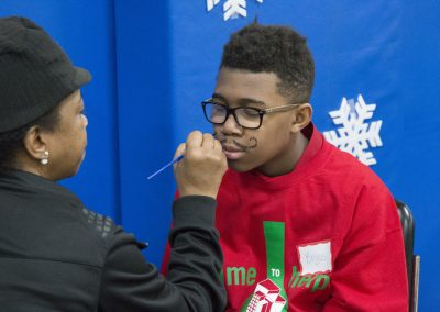 Volunteers Create Special Memories at Salvation Army Christmas Party 14