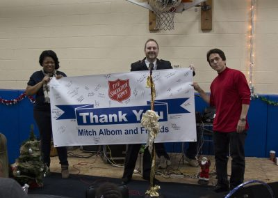 Volunteers Create Special Memories at Salvation Army Christmas Party 17