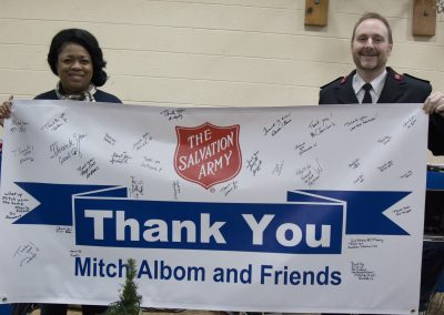 Volunteers Create Special Memories at Salvation Army Christmas Party 18