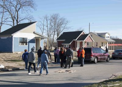 Tiny Homes, Big Hearts at Cass Community 1