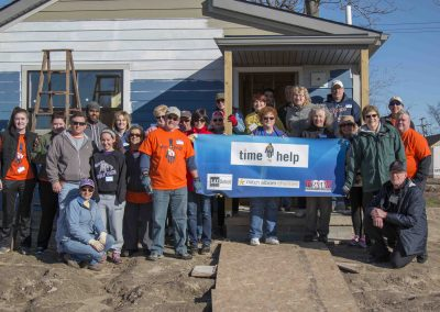 Tiny Homes, Big Hearts at Cass Community 10