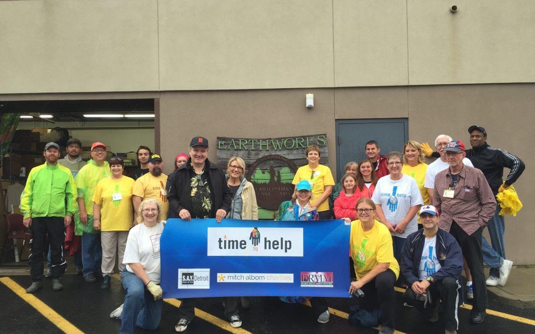 Urban farm yields bountiful time for ATTH volunteers