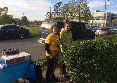A Helping Hand For Westside Cultural & Athletic Club 15