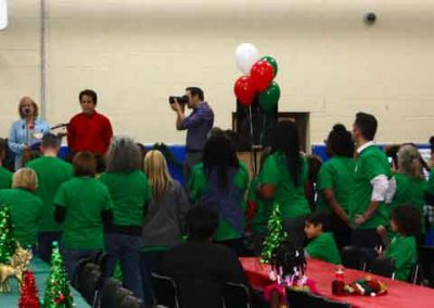 20th Christmas Party for shelter residents and children a holiday hit 9