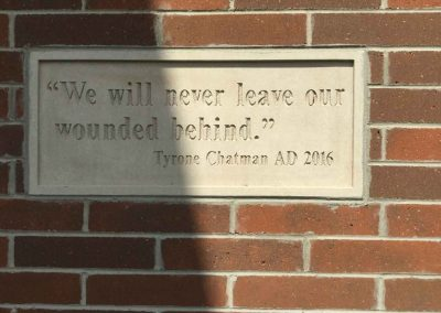 Touring a Special Center Devoted to Michigan's Veterans 2