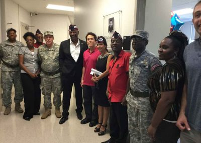 Touring a Special Center Devoted to Michigan's Veterans 4