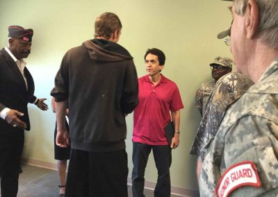 Touring a Special Center Devoted to Michigan's Veterans 5