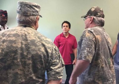 Touring a Special Center Devoted to Michigan's Veterans 6