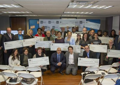$1 Million in Radiothon Funds Distributed to 20 Charities 22