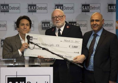 $1 Million in Radiothon Funds Distributed to 20 Charities 18