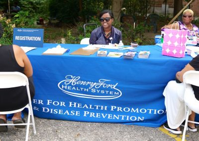 S.A.Y. Clinic Celebrates Residents, Attracts New Patients, at Health Fair 6