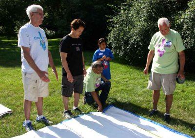 Backyard Fun at Angels' Place 2