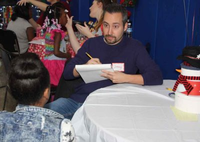 20th Christmas Party for shelter residents and children a holiday hit 11