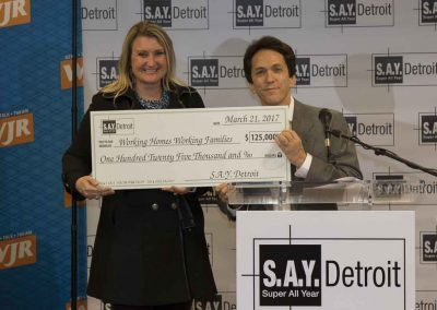 $1 Million in Radiothon Funds Distributed to 20 Charities 11