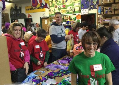 A Time to Help Creates Educational Kits at Arts & Scraps 5