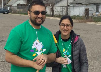 A City in Service on Comcast Cares Day 14