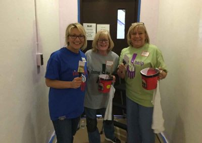 Painting With A Mission For Women in Recovery 12