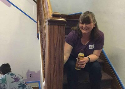 Painting With A Mission For Women in Recovery 13