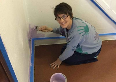 Painting With A Mission For Women in Recovery 14