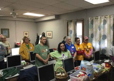 Painting With A Mission For Women in Recovery 4