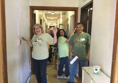Painting With A Mission For Women in Recovery 9