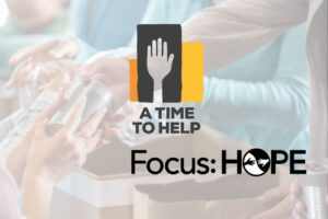 A Time to Help Focus: HOPE in 2 Ways - March 2021 19