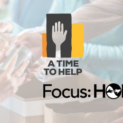 A Time to Help Focus: HOPE in 2 Ways – March 2021
