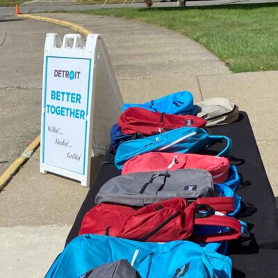 Helping Back-to-School Prep with Backpack Giveaways