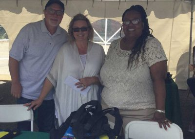 SAY Clinic Health Fair Inspires Community Unity 15