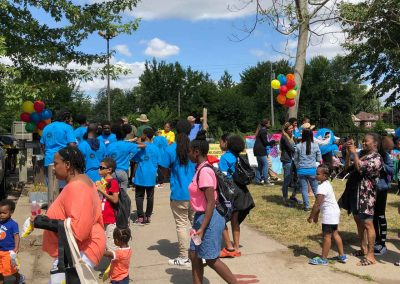 SAY Clinic Health Fair Inspires Community Unity 3