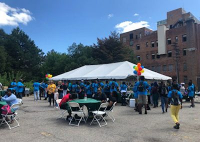 SAY Clinic Health Fair Inspires Community Unity 32