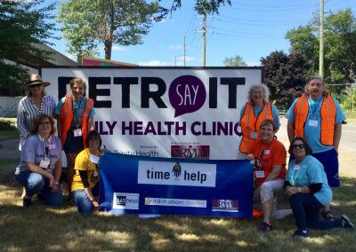 SAY Clinic Health Fair Inspires Community Unity 31
