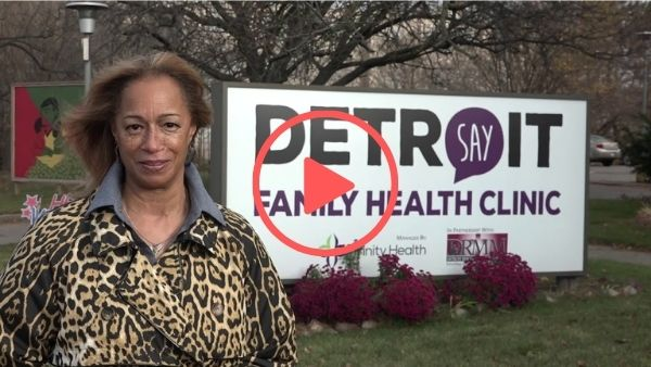 SAY Detroit Family Health Clinic 3
