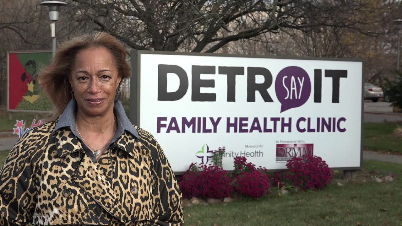 SAY Detroit Family Health Clinic 2