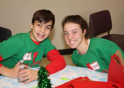 20th Christmas Party for shelter residents and children a holiday hit 2