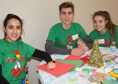 20th Christmas Party for shelter residents and children a holiday hit 3