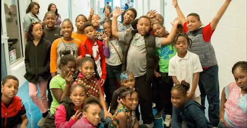 Dollar General Literacy Foundation Awards S.A.Y. Detroit Play Center