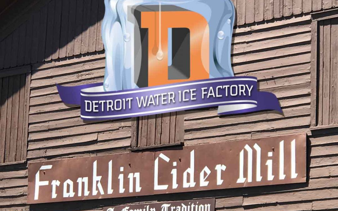 Free Detroit Water Ice to Celebrate Franklin Cider Mill Pop Up