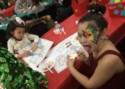 20th Christmas Party for shelter residents and children a holiday hit 15