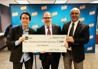 Sharing the Giving: More than $1 Million Given to Detroit Charities 14