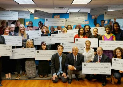 Sharing the Giving: More than $1 Million Given to Detroit Charities 1