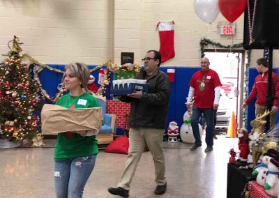 Kicking Off Holiday Season With A Magical Party For The Salvation Army 21