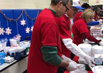 Kicking Off Holiday Season With A Magical Party For The Salvation Army 23